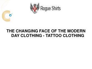 Tattoo shirts