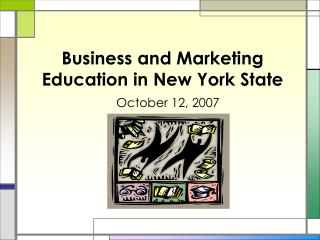 Business and Marketing Education in New York State
