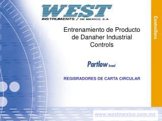 Entrenamiento de Producto de Danaher Industrial Controls