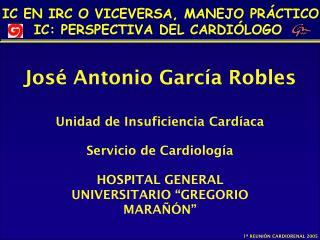 José Antonio García Robles