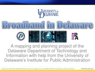 Broadband in Delaware