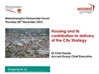 Wolverhampton Partnership Forum Thursday 28 th  November 2013