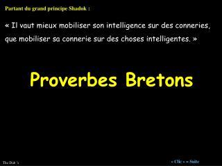 Il vaut mieux mobiliser son intelligence sur des conneries, que mobiliser sa connerie sur des choses intelligentes.