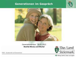 Generationen im Gespr�ch