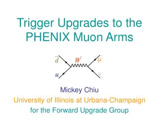 Trigger Upgrades to the PHENIX Muon Arms