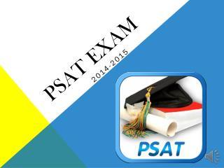 PSAT Exam