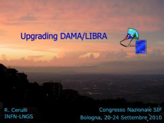 Upgrading DAMA/LIBRA