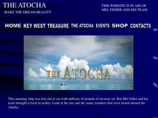 THE ATOCHA