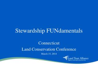 Stewardship FUNdamentals
