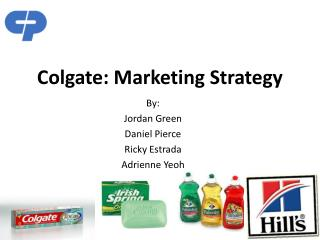 Colgate: Marketing Strategy