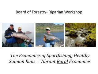 Board of Forestry- Riparian Workshop