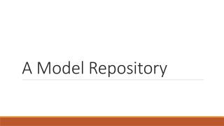 Stoichiometric models