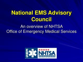National EMS Advisory Council