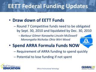 EETT Federal Funding Updates