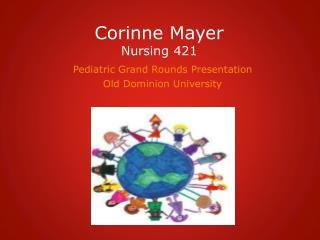 Corinne Mayer Nursing 421