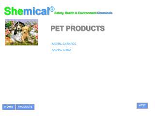 Pet Brochures