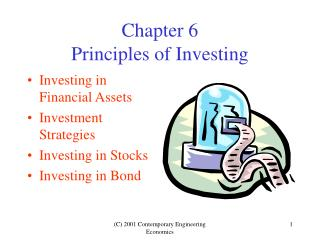 Chapter 6 Principles of Investing
