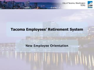 Tacoma Employees' Retirement System