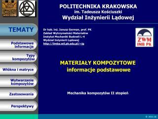 Dzien Otwarty PK,  Krak w 7 kwietnia 2011