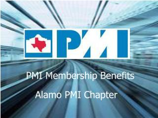 PMI Membership Benefits