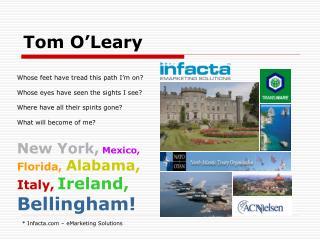 Tom O'Leary