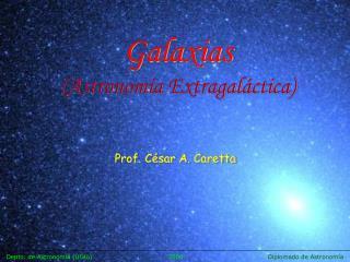 Diplomado de Astronomía