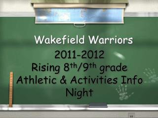 Wakefield Warriors