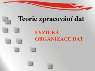 Teorie zpracování dat