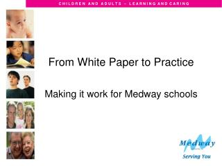 From White Paper to Practice