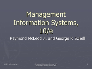 Chapter 12 Enterprise Computing