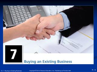 Key Questions to Consider  Before  Buying a Business