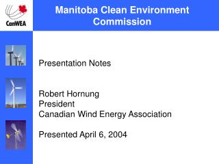Manitoba Clean Environment Commission