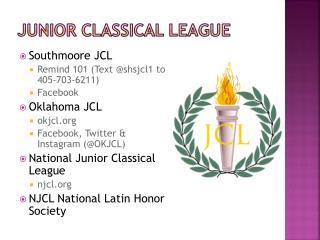 Junior Classical League