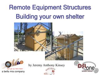Building your own shelter