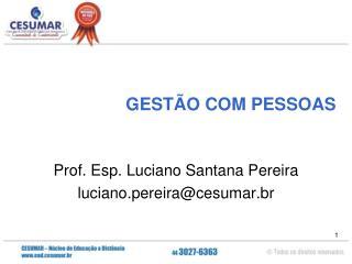 GESTÃO COM PESSOAS