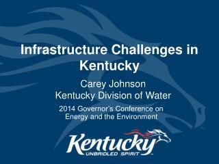 Infrastructure Challenges in Kentucky