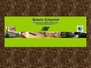 Remete Könyvtár a Facebookon!!!