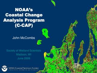 NOAA�s Coastal Change Analysis Program (C-CAP)