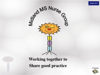 Working together to Share good practice