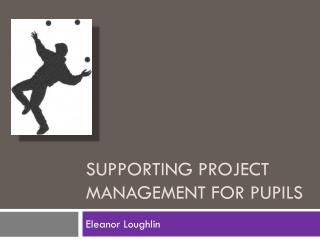 Supporting Project Management for pupils