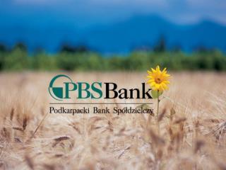 """PBS  w  VI edycji Konkursu """"Bank Przyjazny dla Przedsiębiorców"""""""