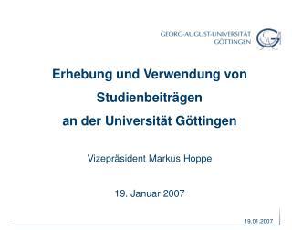 """Philosophie: """"Von Studierenden für Studierende"""" § 11 NHG (neu): Erhebung von Studienbeiträgen"""
