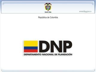 Eficiencia municipal:  Metodología general Dirección de Desarrollo Territorial Sostenible