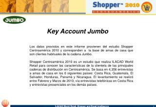 Key Account Jumbo