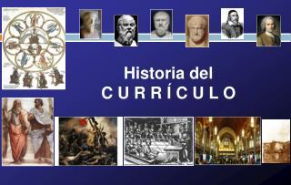 Historia del C U R R   C U L O
