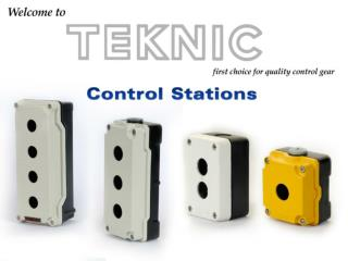 Salient characteristics / Approvals Cast Aluminum Enclosures Plastic Enclosures