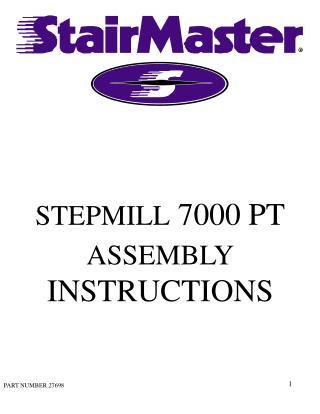 STEPMILL  7000 PT