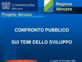 Progetto Abruzzo
