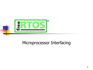 Microprocessor Interfacing
