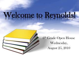 Welcome to Reynolds!